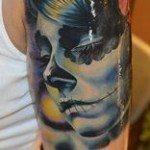 sugar-skull-tattoos-for-girls-21