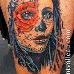 sugar-skull-tattoos-for-girls-29