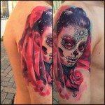 sugar-skull-tattoos-for-girls-48