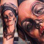 sugar-skull-tattoos-for-girls-51