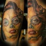 sugar-skull-tattoos-for-girls-54