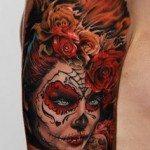sugar-skull-tattoos-for-girls-56