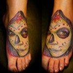 sugar-skull-tattoos-for-girls-63