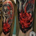 sugar-skull-tattoos-for-girls-65
