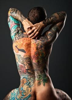 Tattoo Ideas for Men 14
