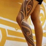 tribal-tattoo-for-girl-1