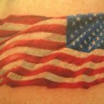 American Flag Tattoo Meaning 15
