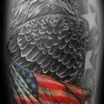 American Flag Tattoo Meaning 17