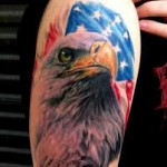 American Flag Tattoo Meaning 39