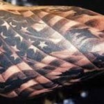 American Flag Tattoo Meaning 48