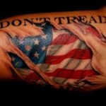 American Flag Tattoo Meaning 50