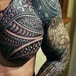 Hawaiian Tribal Tattoo Meaning Ideas, & Designs   Sleeve