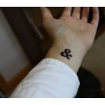 Ampersand Tattoo Meaning 41