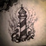 lighthouse tattoo meaning 47
