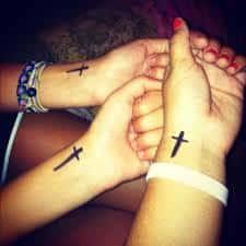 Best Friend Tattoos 19