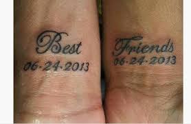 Best Friend Tattoos 22