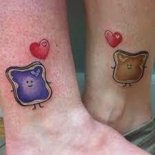 Best Friend Tattoos 30