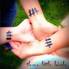 Best Friend Tattoos 48