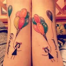 Best Friend Tattoos 7