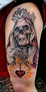 Sacred Heart Tattoo 11