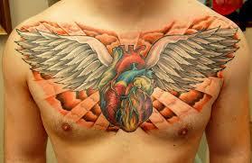 Sacred Heart Tattoo 33