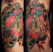Sacred Heart Tattoo 48