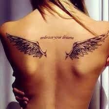 Angel Wings Tattoos 1