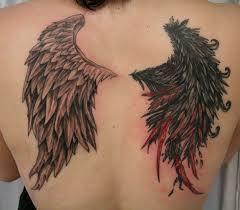 Angel Wings Tattoos 15
