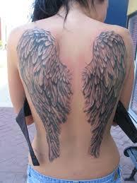 Angel Wings Tattoos 20