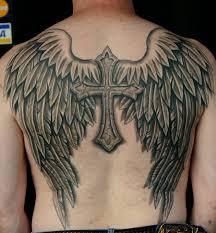 Angel Wings Tattoos 21