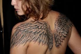 Angel Wings Tattoos 25