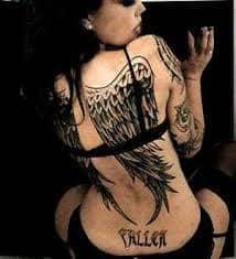 Angel Wings Tattoos 26