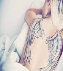 Angel Wings Tattoos 27