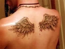 Angel Wings Tattoos 28