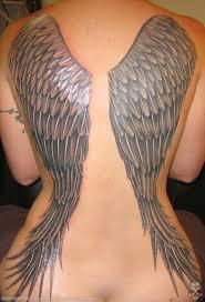 Angel Wings Tattoos 30