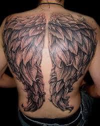 Angel Wings Tattoos 32