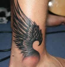 Angel Wings Tattoos 37