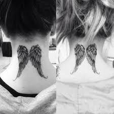 Angel Wings Tattoos 4