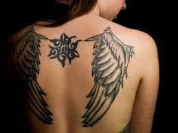 Angel Wings Tattoos 45