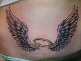 Angel Wings Tattoos 47