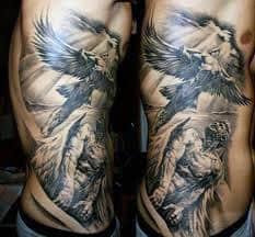 Angel Wings Tattoos 8