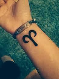 Aries Tattoos 3