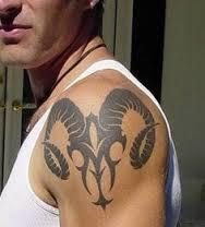 Aries Tattoos 39