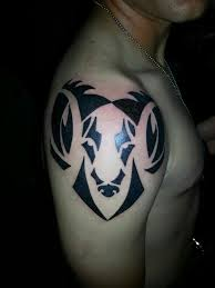 Aries Tattoos 40