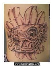Aztec Tattoos 10