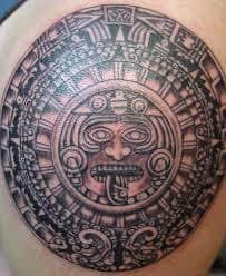 Aztec Tattoos 11