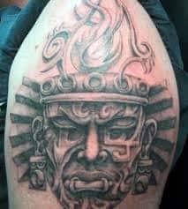 Aztec Tattoos 17