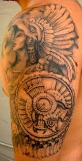 Aztec Tattoos 2