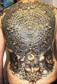 Aztec Tattoos 3