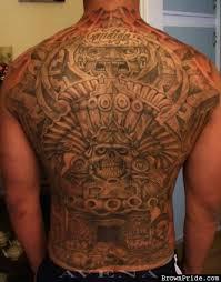 Aztec Tattoos 30
